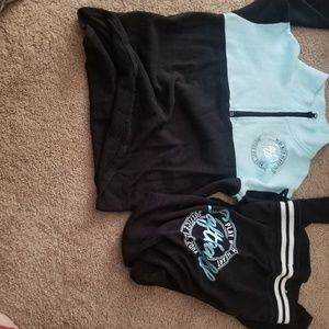 Justice softball outfit